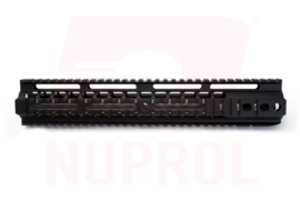 "NUPROL BOCCA Series One Rail 12,6"" (BLACK)"