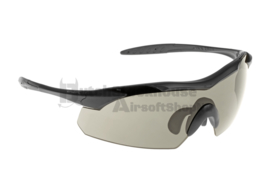 WILEY X WX Vapor - Grey + Clear lens - Black Frame