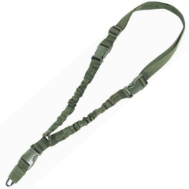 VIPER Single Point (1P) Bungee Sling (GREEN)