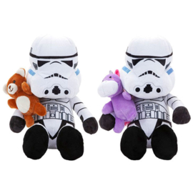 Stormtrooper Teddy assorted plush toy - 30cm