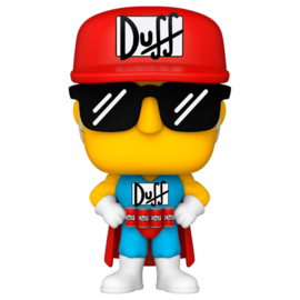 FUNKO POP figure Simpsons Duffman (902)