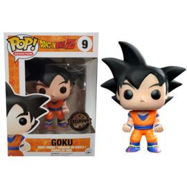 FUNKO POP figure Dragon Ball Z Black Hair Goku - Exclusive (9)