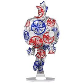 FUNKO POP figure Patriotic Age Captain Marvel - Exclusive + protective case (34)