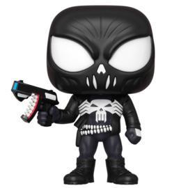 FUNKO POP figure Marvel Venom Punisher serie 3 (595)