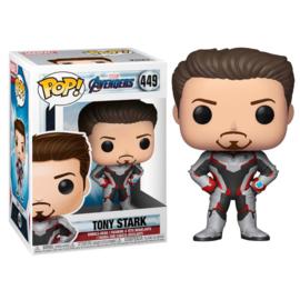 FUNKO POP figure Marvel Avengers Endgame Tony Stark (449)