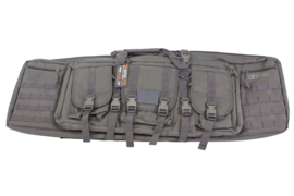 "NUPROL PMC Deluxe Soft Rifle Bag 46"" (116,5cm x 30cm) (GREY)"