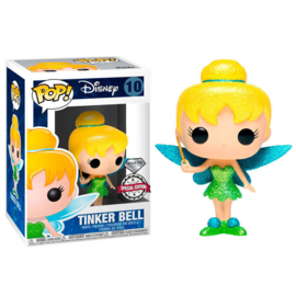 FUNKO POP figure Disney Tinker Bell Glitter - Exclusive (10)