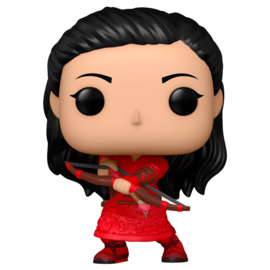FUNKO POP figure Marvel Shang-Chi Katy (845)