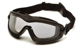 PYRAMEX V2G-Plus Goggle Dual Anti-Fog Lens (Class 2) - CLEAR