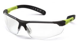 PYRAMEX SITECORE Glasses - CLEAR H2MAX Anti-Fog Lens