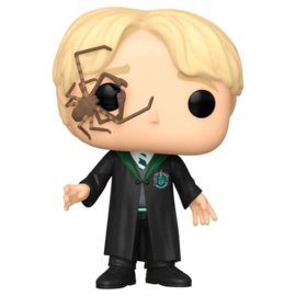 FUNKO POP figure Harry Potter Malfoy with Whip Spider (117)