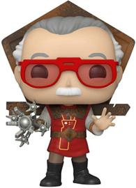 FUNKO POP figure Stan Lee in Ragnarok Outfit (655)