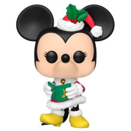 FUNKO POP figure Disney Holiday Minnie (613)