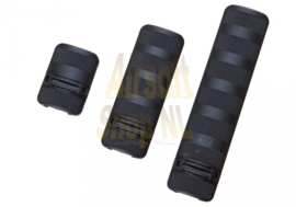 ELEMENT Battle Rail Covers (BLACK)