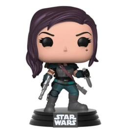 FUNKO POP figure Star Wars The Mandalorian Cara Dune (327)
