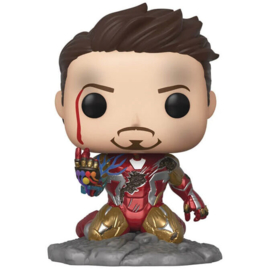 FUNKO POP figure Marvel Avengers Endgame I Am Iron Man - Exclusive (580)