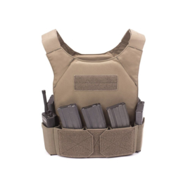 Warrior Elite Ops Covert Plate Carrier MK1 (COYOTE TAN)