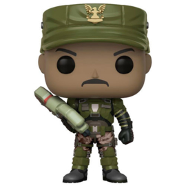 FUNKO POP figure Halo Sgt. Johnson (08)