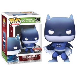 FUNKO POP figure DC Holiday Silent Knight Batman - Special Edition (366)