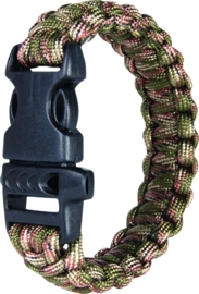 WEB-TEX Tactical Wrist Band (CAMO)