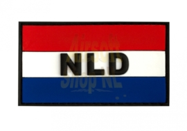 JTG Rubber Patch Netherlands (COLOR)