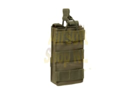 CONDOR M4 Single Open-Top Mag Pouch (OLIVE DRAB)