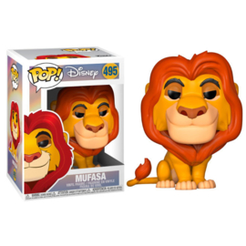 FUNKO POP figure Disney Lion King Mufasa (495)