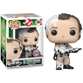 FUNKO POP figure Ghostbusters Dr. Peter Venkman Marshmallow - Exclusive (744)
