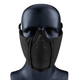 NUPROL Lower Face Mesh Mask V6   (7 COLORS)