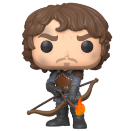 FUNKO POP figure Game of Thrones Theon with Flaming Arrows (81)