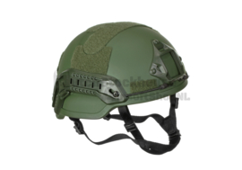 Emerson.  Mich 2002 Helmet Special Action. OD.