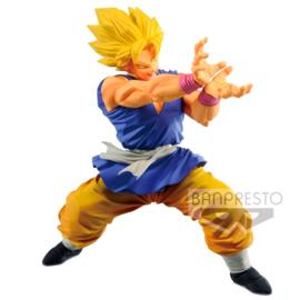 BANPRESTO Dragon Ball GT Ultimate Soldiers Super Saiyan Son Goku figure - 15cm