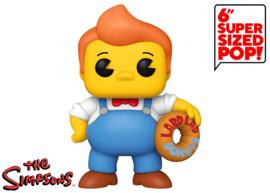 FUNKO POP figure Simpsons Lard Lad - 15cm (906)