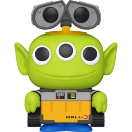 FUNKO POP figure Disney Pixar Alien Remix Wall-E (760)