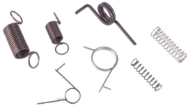 ASG ULTIMATE Upgrade Spring Set for Airsoft AEG Ver.2 and Ver.3 Gearbox