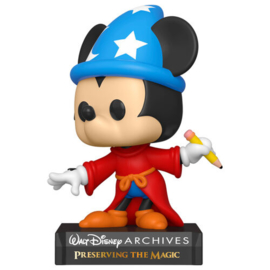 FUNKO POP figure Disney Archives Sorcerer Mickey (799)