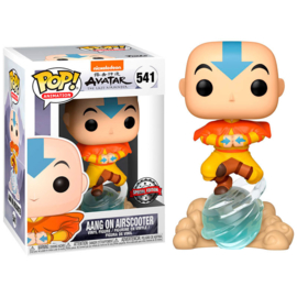 FUNKO POP figure Avatar Aang on Air Bubble - Exclusive (541)