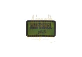 JTG Infidel Rubber Patch - OD
