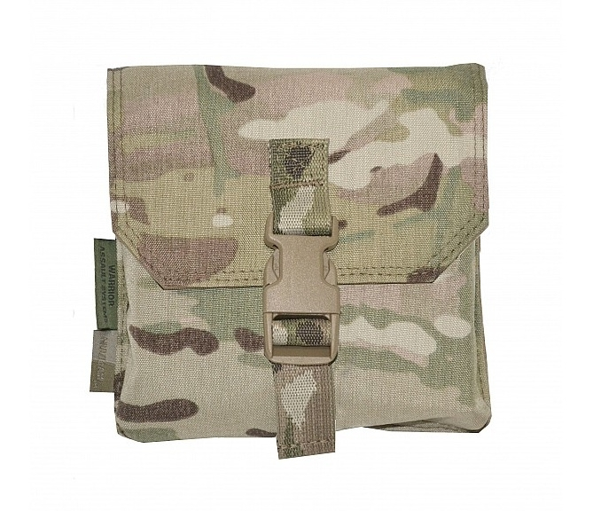 Warrior Elite Ops MOLLE Single 50Cal Pouch (MULTICAM)