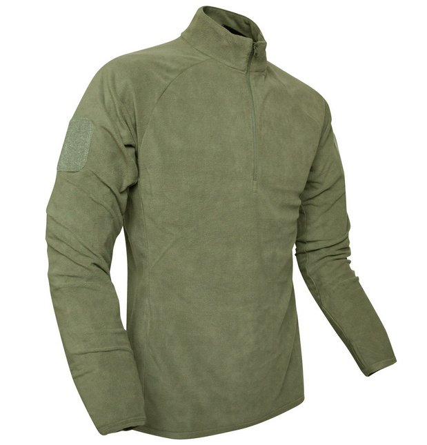 VIPER ELITE MID-LAYER FLEECE (GREEN)