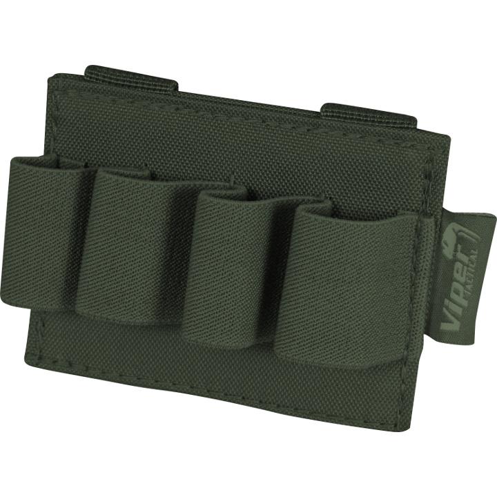 VIPER Shotgun Cartridge Holder (GREEN)