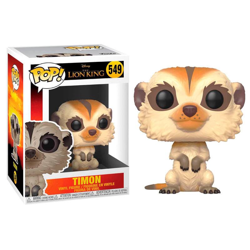 FUNKO POP figure Disney The Lion King Timon (549)