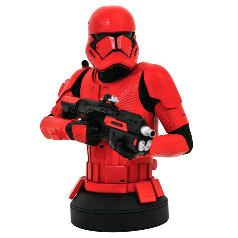Star WArs Episode IX Sith Trooper bust - 15cm