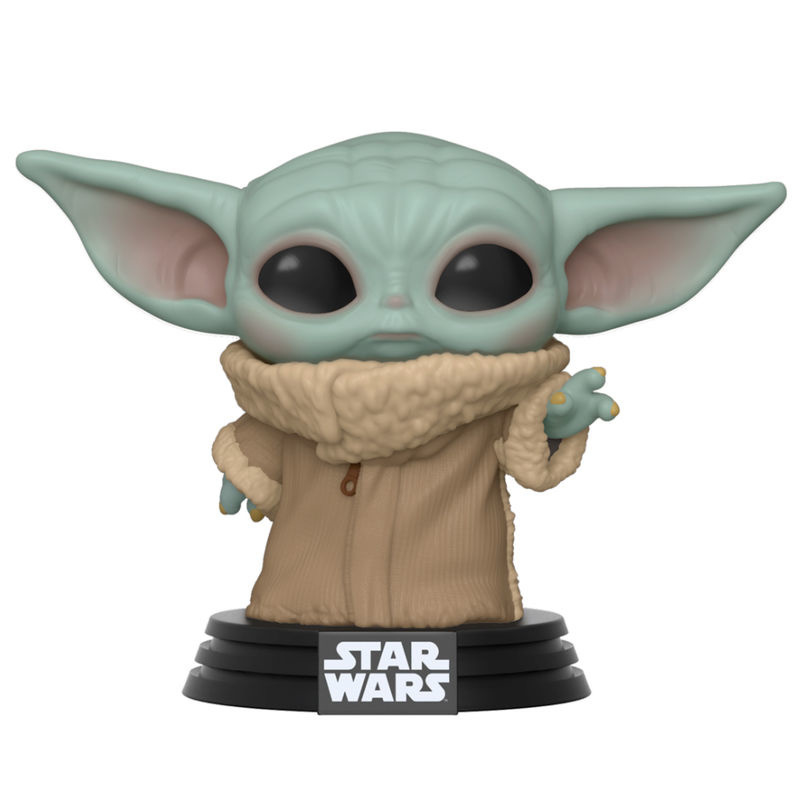 FUNKO POP figure Star Wars Mandalorian Yoda The Child (368)