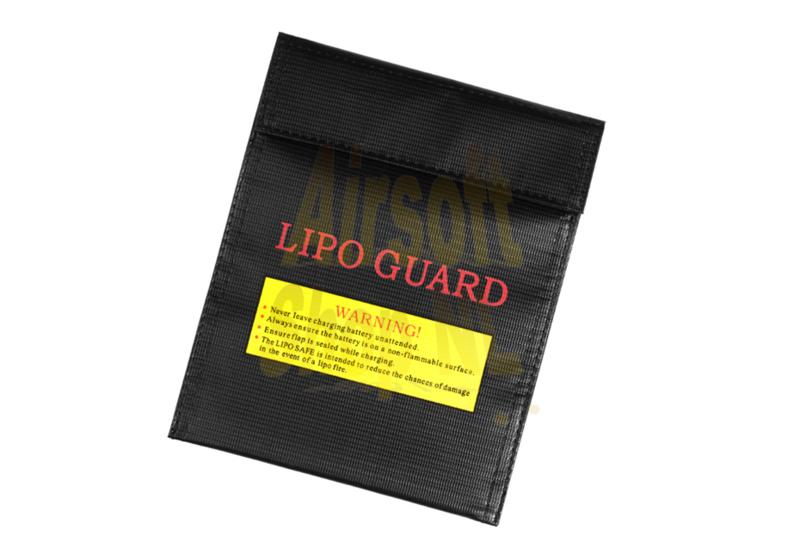 PIRATE ARMS LiPo Safety-Bag 18x22 cm