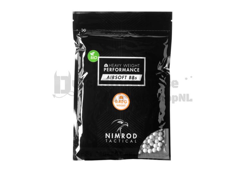 NIMROD Professional Performance 6mm Biodegradable (BIO) BB  0.40g  - 1000rds