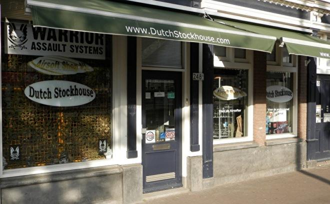 Onze winkel Spui 248A