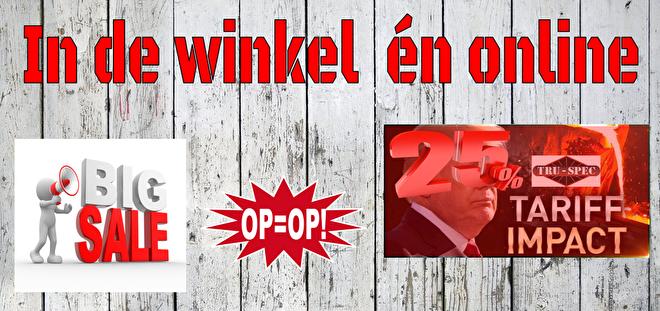 Leergverkoop Tru-SPec