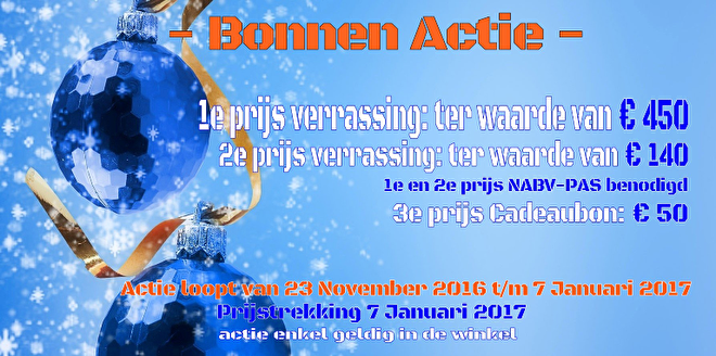 December Bonnen Actie 2016