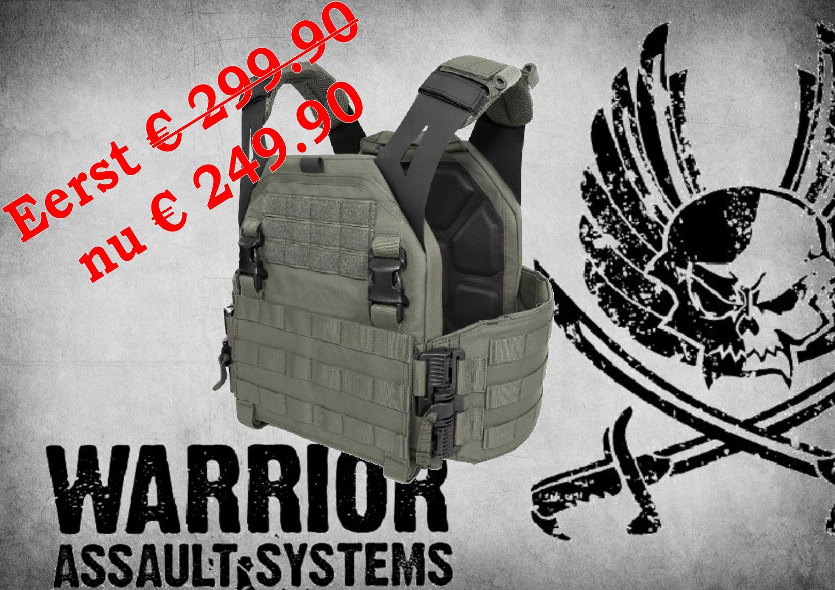 Warrior LPC Carrier